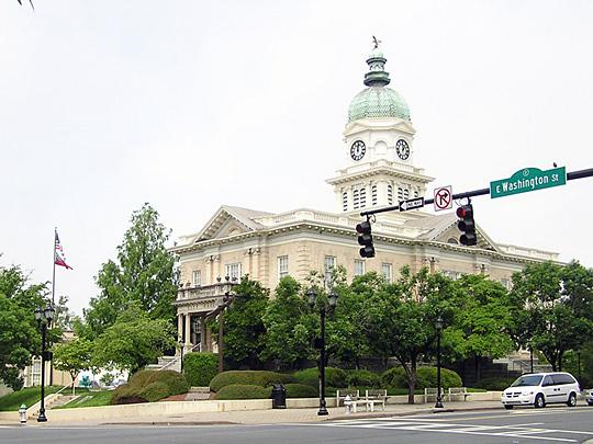 City Hall, 301 College Avenue, Athens, GA
