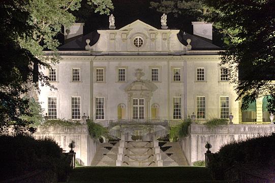 Swan House, 3099 Andrews Dr., NW, Atlanta, GA, ca. 1928, designed by Phillip Trammell Shutze, National Register