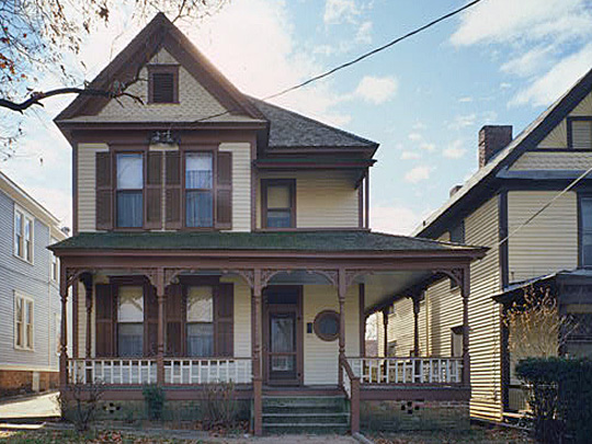 Dr. matin Luther King Birth Home, Atlanta, GA