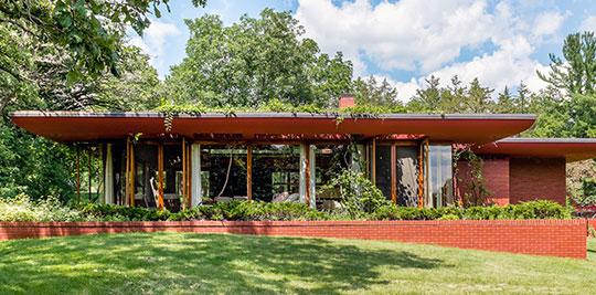 Lowell Walter Residence, ca. 1950, Cedar Rock State Park, Quasqueton, IA