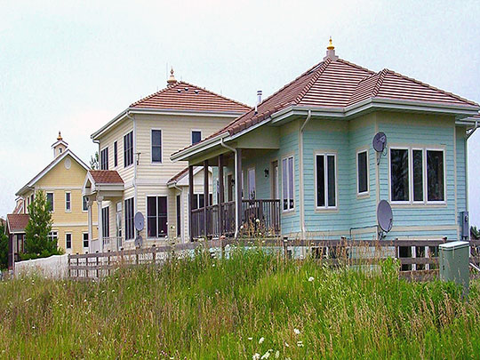 Homes in Maharishi Vedic City, Jefferson County, IA