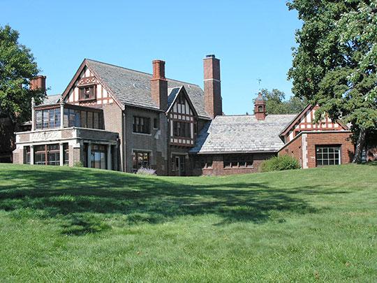 Mayslake Peabody Estate, ca. 1920, Oak Brook, IL, National Register