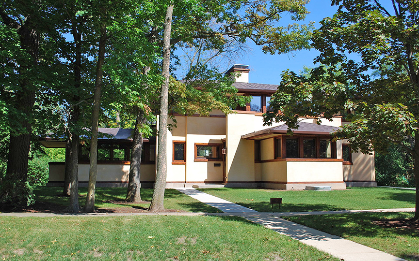 265 King Muir Rd., Lake Forest, IL, Deerpath Hill Estates Historic District, National Register