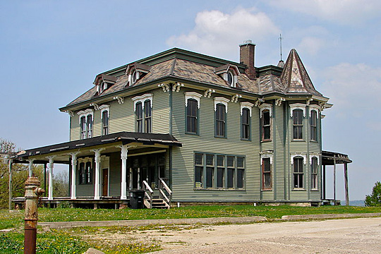 John Deere House, 1217 11th Avenue, Moline, IL