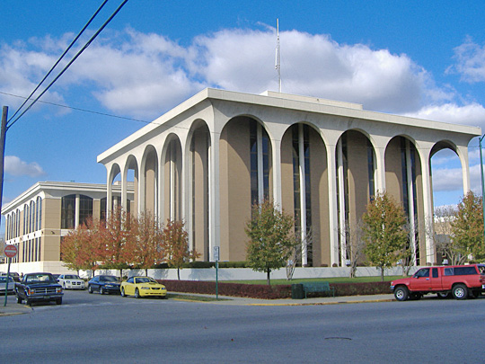 Clark County Courthouse, Jeffersonville, IN