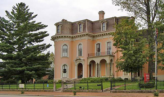 Culbertson Mansion, 914 East Main Street, New Albany, IN