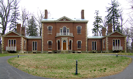 Ashland, ca. 1811, 120 Sycamore Road, Ashland, KY, Henry Clay, National Register