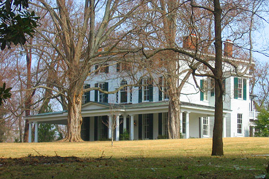 Edgewood Estate House, ca. 1868, 3605 Glenview Avenue, Glenview, KY, National Register