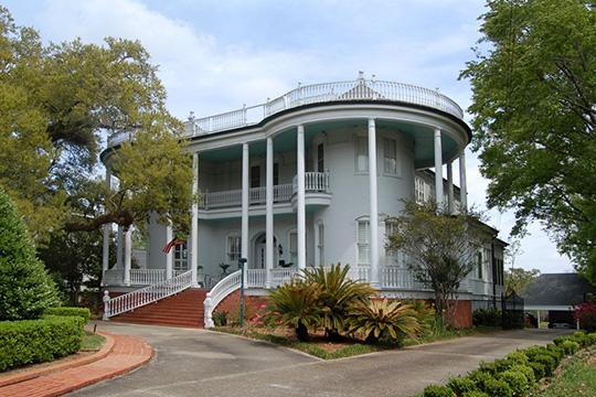 Steamboat House, ca. 1890, 623 East Main Street, New Iberia, LA, National Register