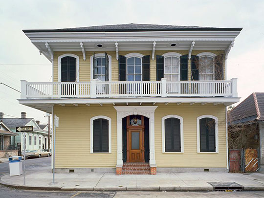 Home on Pauger Street, Faubourg Marigny Historic District, New Orleans, LA
