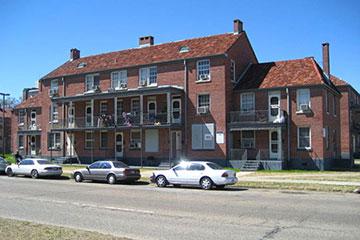 Iberville Public Housing Development