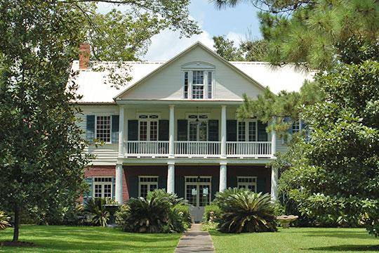 Labyche-Estorge House, ca. 1827, 427 North Market Street, Opelousas, LA, National Register