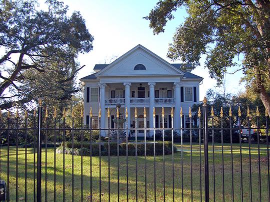 McGehee House, ca. 1907, 1106 South Holly Street, Hammond, LA, National Register