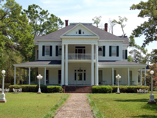 Blythewood, ca. 1885, 205 Elm Street, Amite City, LA, National Register