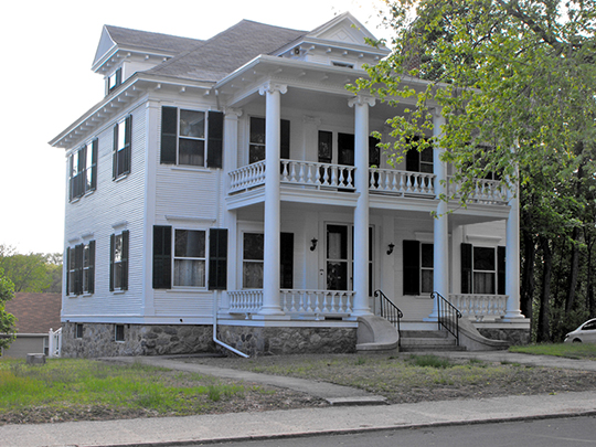 Terrance Dolan House, ca. 1900, 478 Prospect Street, Methuen, MA, National Register