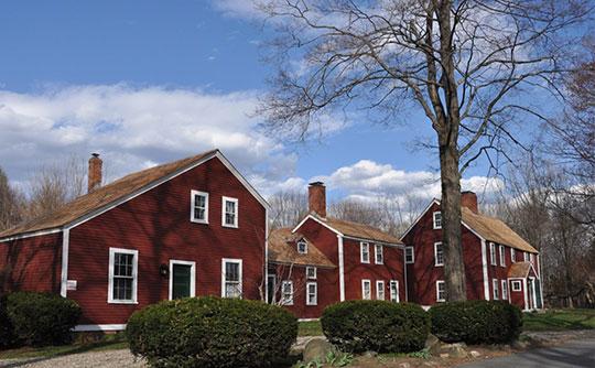 Nathaniel Felton Houses, ca. 1644, 47 Felton Street, Peabody, MA, National Register