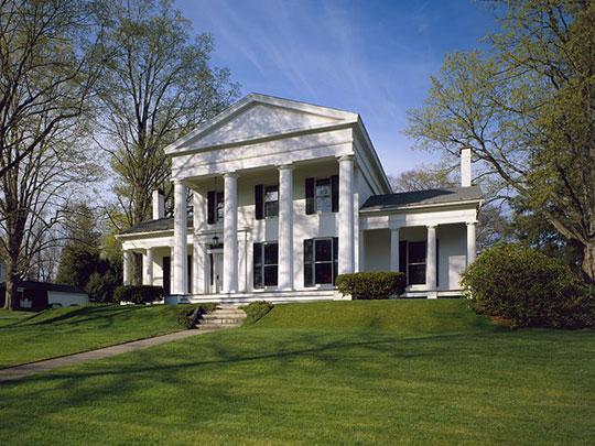 Josiah Hayden House, ca. 1839, 127 Main Street, Williamsburg, Hampshire County, MA