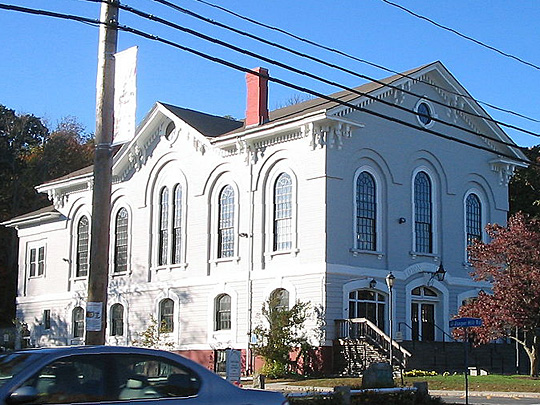 Holliston Town Hall, Holliston, Massachusetts