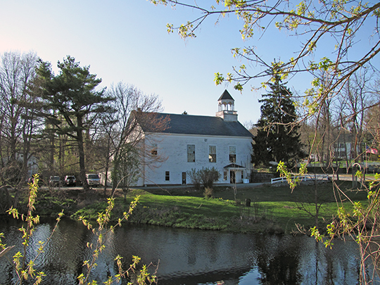 Old Town Hall, Tyngsborough ,Massachusetts