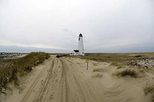 Great Point Light House, Nantucket Island, MA