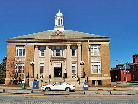 Leominster City Hall, Leominster MA 01453