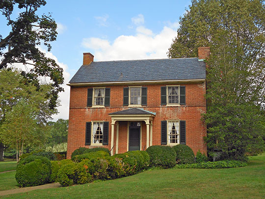 Isaac England House, ca. 1812, 1000 Crothers Road, Zion, MD, National Register