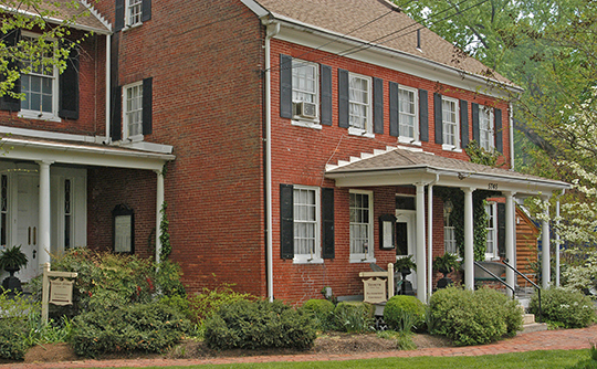 Elkridge Furnace Inn, part of the Elkridge Furnace Complex, Elkridge, MD