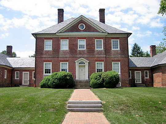 Montpelier was built by Major Thomas Snowden and his wife, Anne ca, 1783.