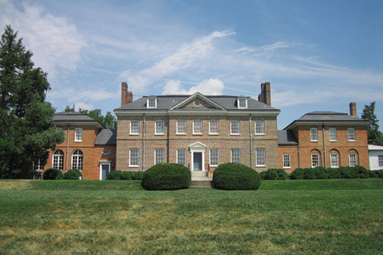 Belair, ca. 1745, 12207 Tulip Grove Drive, Bowie, MD, National Register