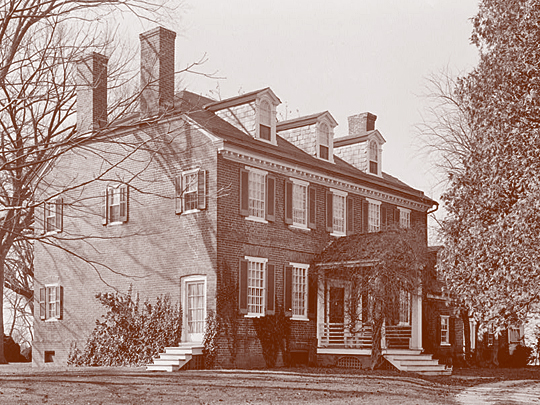 Ratcliffe Manor, Henry Hollyday House