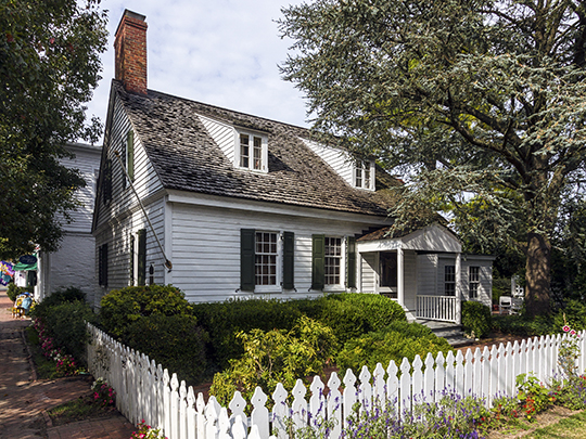 Barnaby House, ca. 1770, 212 North Morris Street, Oxford, MD, National Register