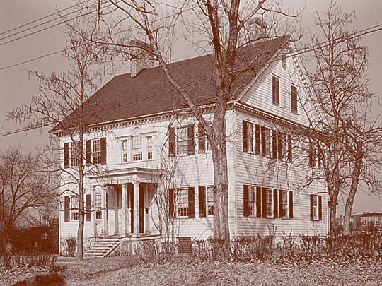 Poplar Hill Mansion, 117 Elizabeth Street, Salisbury, Wicomico, MD