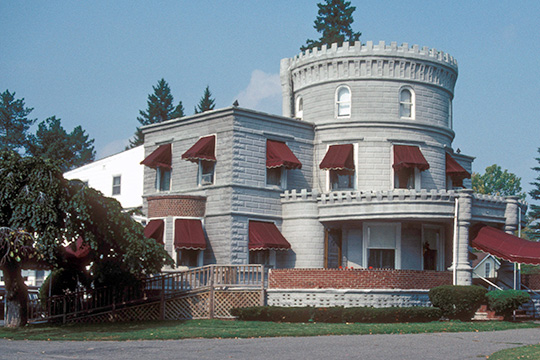 Amos Gerald House, ca. 1913, 107 Main Street, Fairfield, ME, National Register