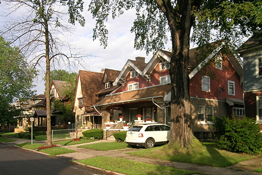 Wayne County, Michigan, MI, East River Historic District, Grosse Isle, MI