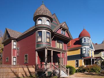 Woodland Park Historic District