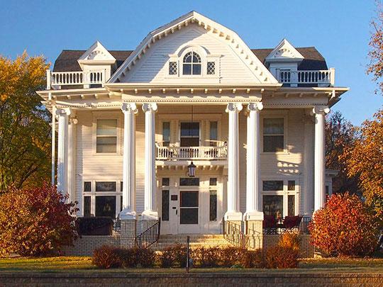 J. W. Gerber House, ca. 1901, 24 West Main Street, Luverne, MN, National Register