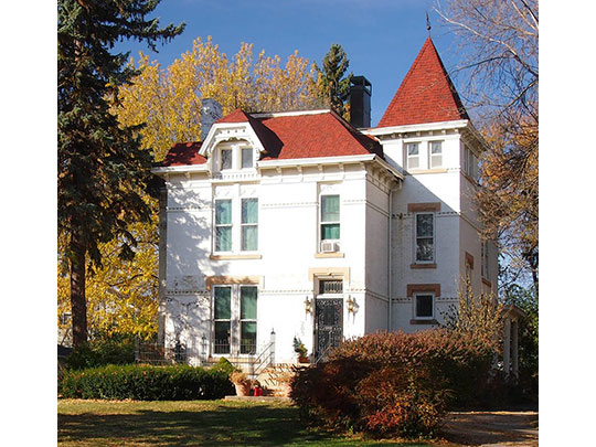 Pierce J. Kniss House, ca. 1878, 209 North Estey Street, Luverne, MN, National Register
