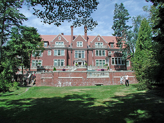 Glensheen (Chester and Clara Congdon Estate), ca. 1909, 3300 London Road, Duluth, MN, National Register