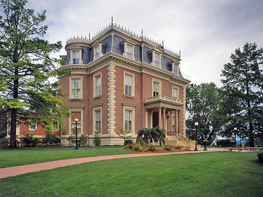Governors Mansion, Jefferson City