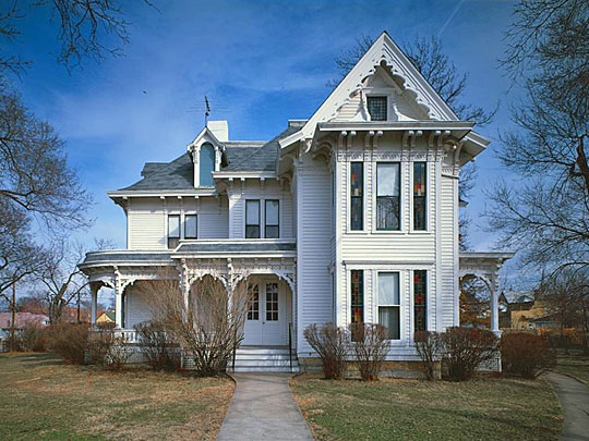 Harry S. Truman Home, 219 North Delaware Street, Independence, MO