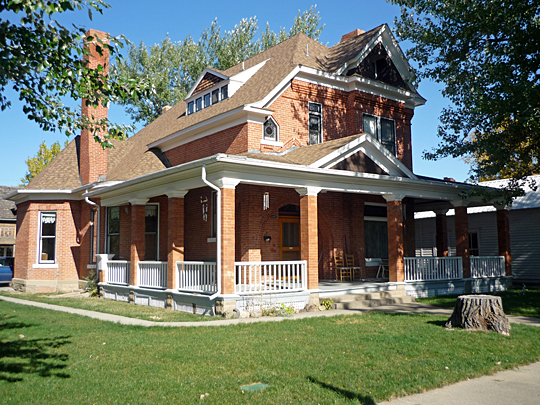 William Harmon House, Miles City, MT