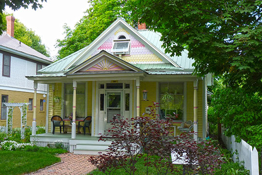 Ferguson House, ca. 1897, 320 Fourth Avenue West, Kalispell, MT, National Register
