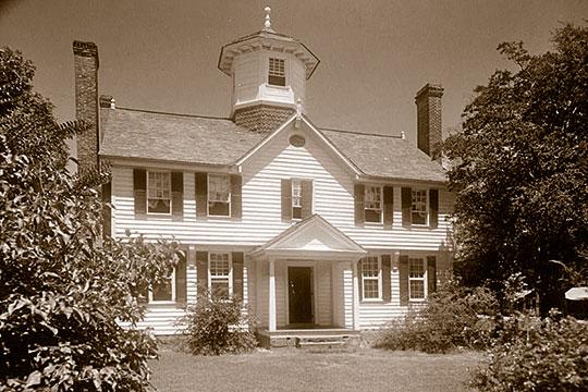 Cupola House (the Governor Eden House), ca. 1758, 408 South Broad Street, Edenton, NC, National Register