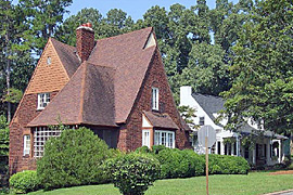Lexington NC Historic District