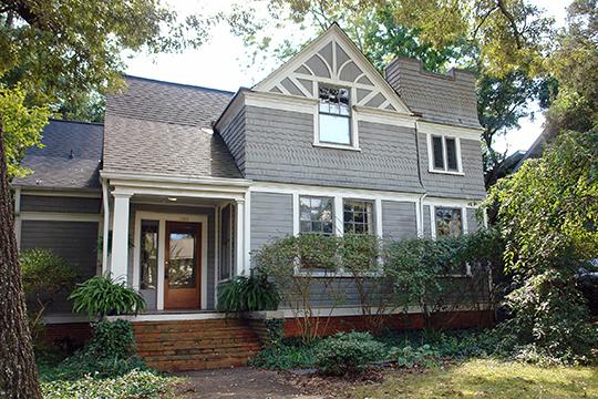 Cranford-Wannamaker House, ca. 1900, 1019 West Trinity Avenue, Durham, NC.
