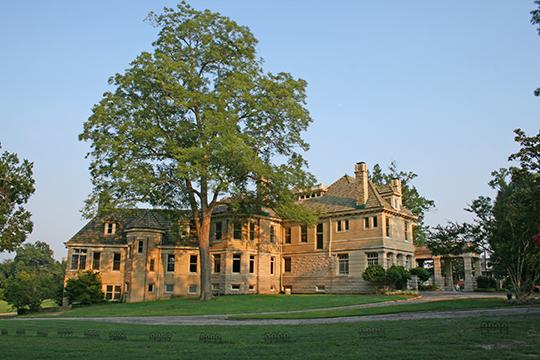 Greystone Manor, ca. 1910, 618 Morehead Avenue, Durham, NC, National Register