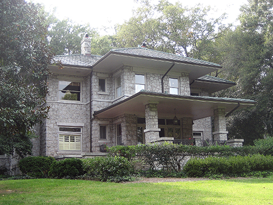 Latham-Baker House, ca. 1913, 412 Fisher Park Circle, Greensboro, NC, National Register
