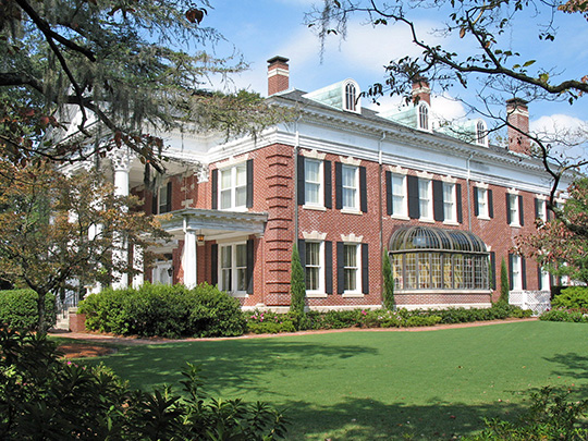 Bridgers-Emerson-Kenan House, ca. 1908, 1705 Market Street, Wilmington, NC, National Register