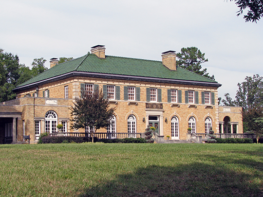 Walter McCanless House, ca. 1929, 200 Confederate Avenue, Salisbury, NC, National Register