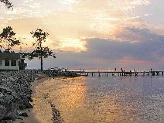 Albemarle Sound, 2005, Tyrrell County, NC